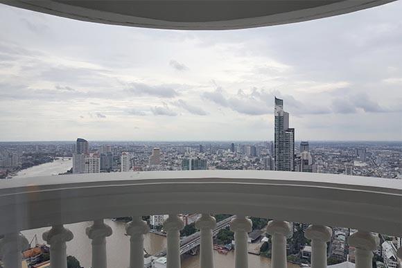 タワー クラブ アット ルブアからの眺め